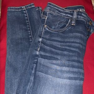 New American Eagle jeans size 10